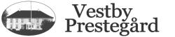 Vestby Prestegård Logo